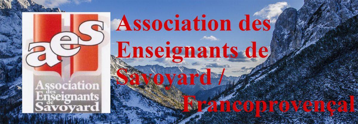 Association des Enseignants de Savoyard